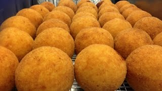 Ventimiglia Arancini / Rice ball movie