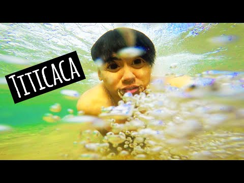 Swimming In Lake Titicaca | Peru Ep. 4