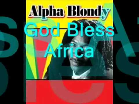 Alpha Blondy - God Bless Africa (with lyrics)