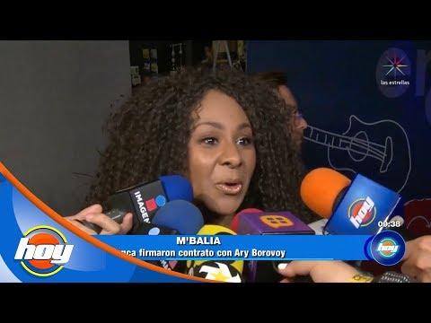 M'balia Marichal habría confirmado que no existen contratos entre los integrantes de OV7 | Hoy
