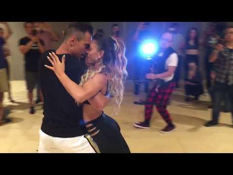 Riccardo & Silvia [Besos Sin Usar- Daniel Santacruz & Marco Puma] @DCBX 2018