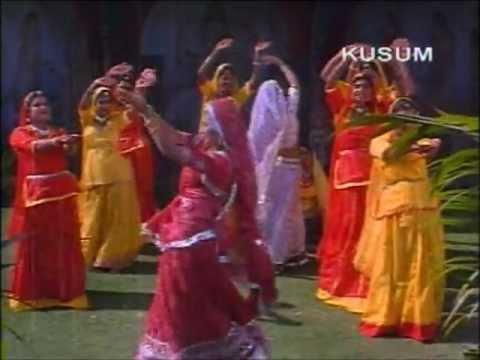 Rajasthani Song - Mehendi Lagayi Thare Naam Ni - Dev