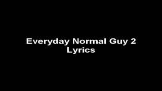 Regular Everyday Normal MotherFucker  Lyrics