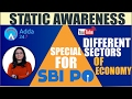 THE STATIC AWARENESS SHOW ON ' DIFFERENT SECTORS OF ECONOMY FOR (SBI PO 2017)