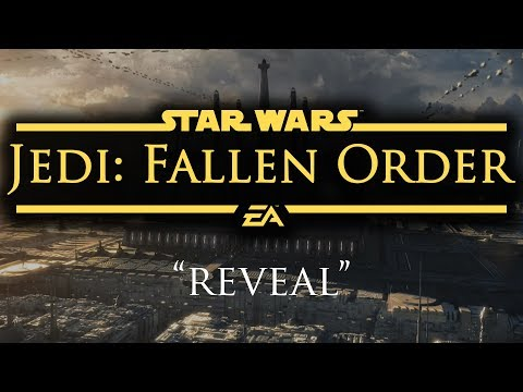 Jedi: Fallen Order - How Not to Reveal a Game