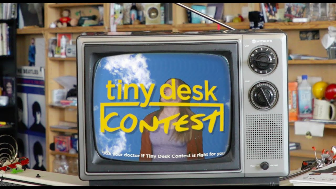 Enter To Win The 2019 Tiny Desk Contest : All Songs Considered : NPR