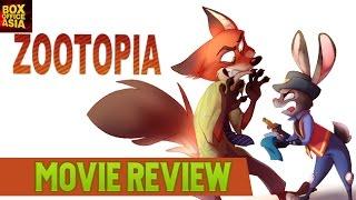 Zootopia Full MOVIE REVIEW   Shakira Jason Bateman   Box Office Asia