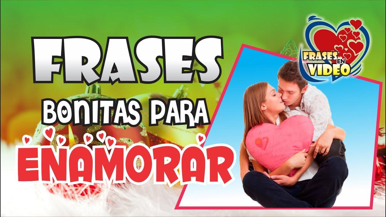 FRASES BONITAS PARA ENAMORAR | IMAGENES CON FRASES DE AMOR