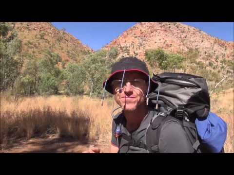 Larapinta Trail video day 10