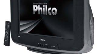 TV Philco ph21mss não liga passo a passo como resolver.