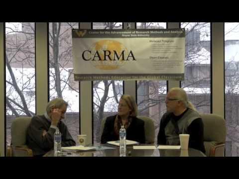 Dr. John Van Maanen, Dr. Anne Smith - CARMA - Meet the Methodologist 24