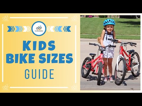 How To Size A Kids Bike With Sir Chris Hoy Toby Investigates Youtube