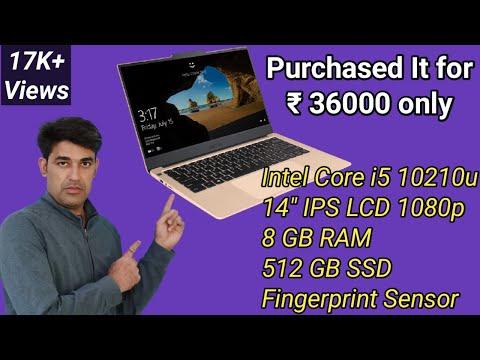 """Intel Core i5 10th Gen Laptop With 14"""" Full HD Display, 8 GB DDR4 & 512 GB SSD   Avita Liber V14"""