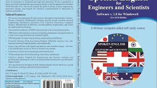 Spoken English For Engineers And Scientists World S 1 Technical English Software