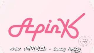 APink (에이핑크) - Sunday Monday