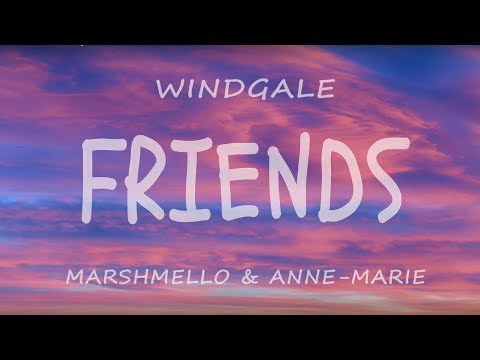 Marshmello Friends Lyric