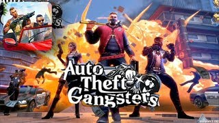 Auto Theft  Gangster Android Gameplay