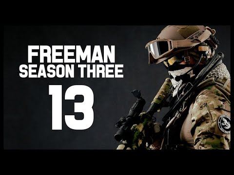 Freeman Guerrilla Warfare Gameplay Part 13 (TALKING MELEE! Patch V0.171 SEASON THREE)