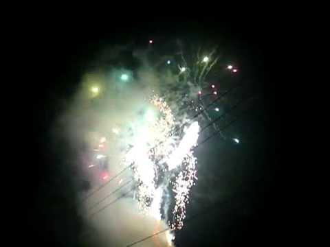 Tagum City Fireworks 2012.mp4