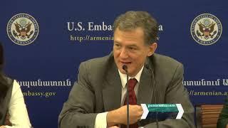 Մենք պատրաստ ենք աշխատել Հայաստանի հետ, օրակարգը Հայաստանինն է. Ջորջ Քենթ
