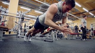 Тренировка силовой выносливости.(Вконтакте: http://vk.com/yougifted Facebook: http://www.facebook.com/YouGiftedOnline Twitter: http://twitter.com/YouGiftedRussia Подписка: ..., 2012-03-21T07:04:57.000Z)