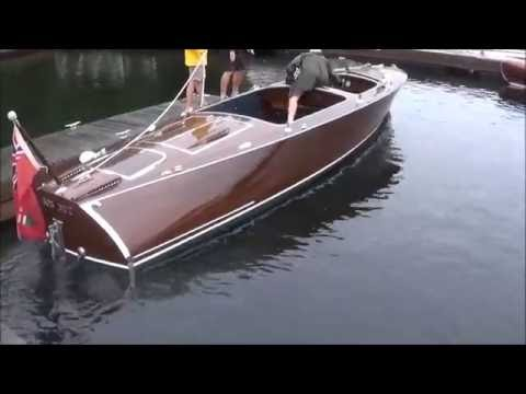 MLA Antique Boat Show, Aug  2016