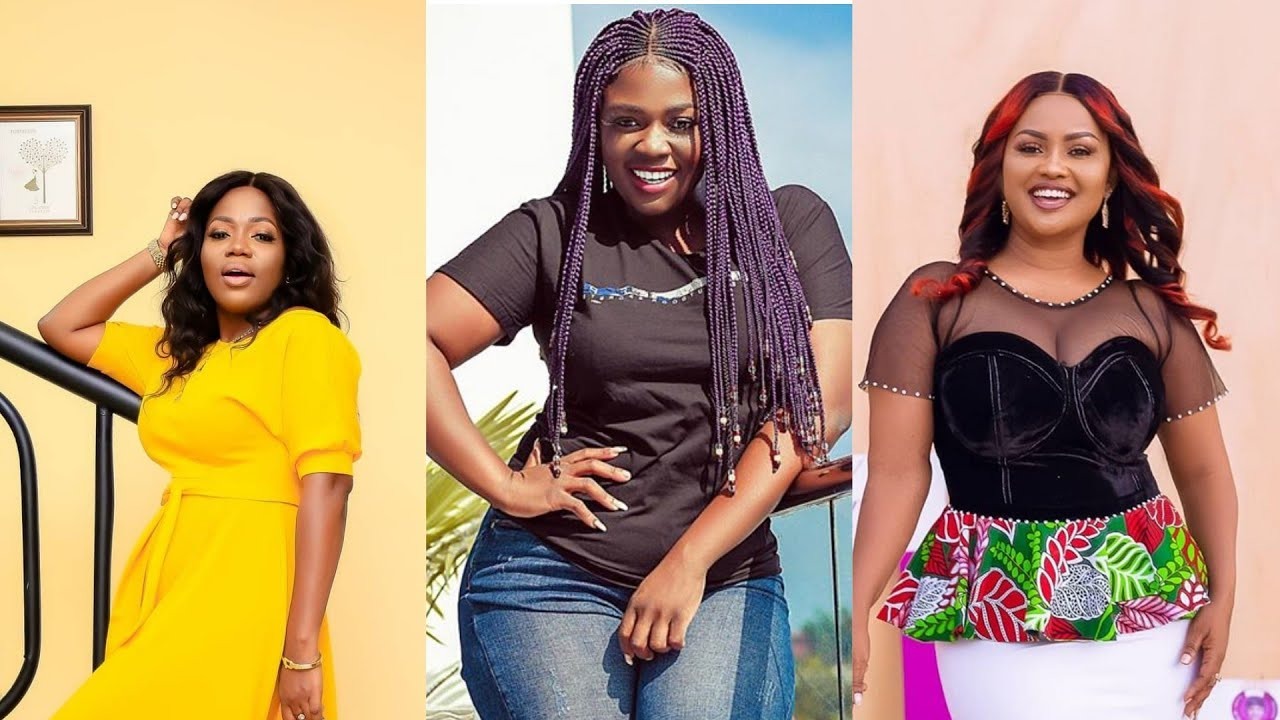 RICHEST Actress in Ghana Nana Ama McBrown won't do this- Mona Gucci Bl@sts Tracey Boakye over Mzbel