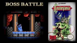 NES Music Orchestrated - Castlevania - Boss Battle ( Poison Mind )