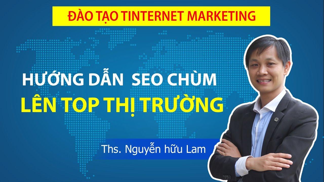 Học seo lên top google