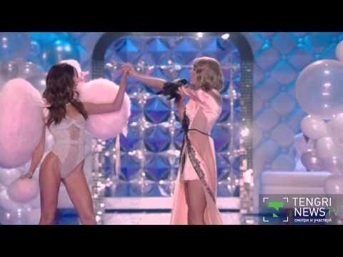 Шоу Victorias Secret впервые прошло за пределами США