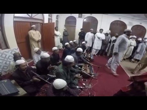 Qawwali Sufi Ceremony: Lahore Pakistan