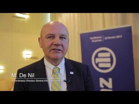 Launch of Allianz Maroc Press Conference