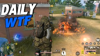 Rules Of Survival Daily WTF - Legend of a Ninja