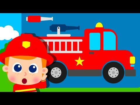 Little Firefighter and