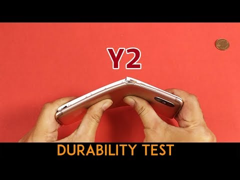 Redmi Y2 (S2) Durability Test - Weakest Mi of 2018?(Unboxing | Camera Overview | Bend, Scratch)