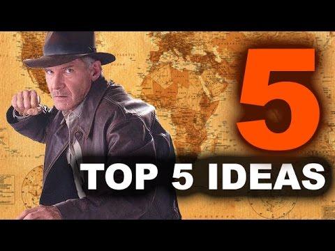 Indiana Jones 5 2019 CONFIRMED – Reaction – Beyond The Trailer