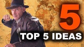 Indiana Jones 5 2019 CONFIRMED - Reaction - Beyond The Trailer