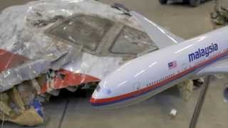 Malaysia Airlines MH17 video reconstruction
