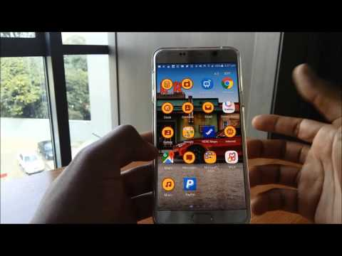 Quick Introduction to Samsung My Knox app