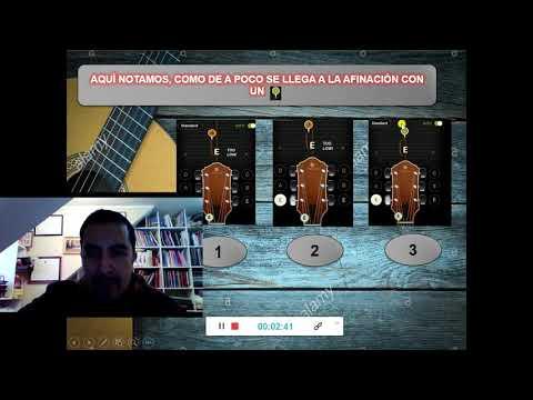Taller de Guitarra SESIÓN 3