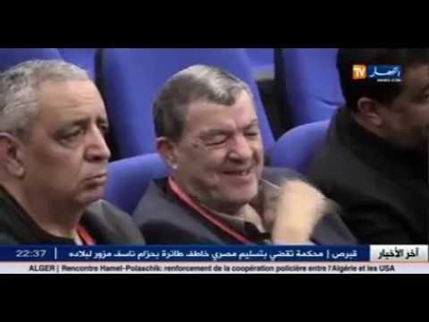 روراوة يهدد رؤساء الأندية بالسجن والصحفي مصطفي معزوزي يدافع عليه 30-09-2016 Mohamed Raouraoua