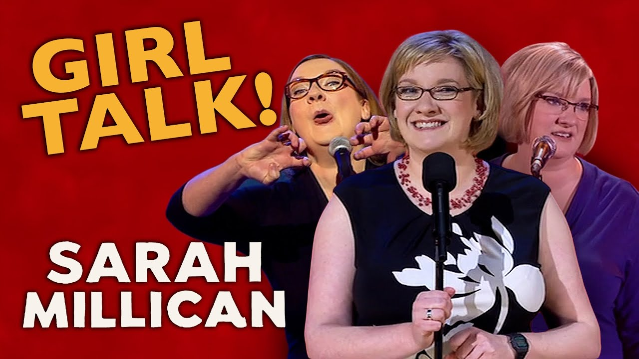 Girl Talk   Sarah Millican