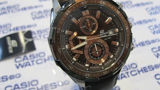 Casio – Edifice EFR-539L-5AVUEF