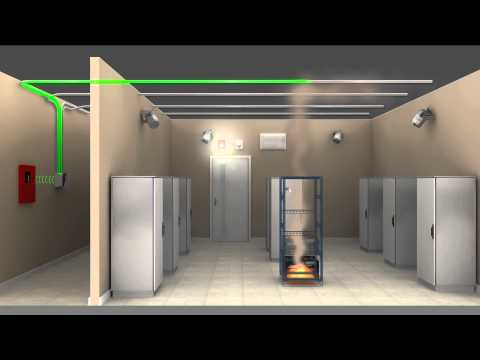 Stat-X Fire Suppression System - Animation Video