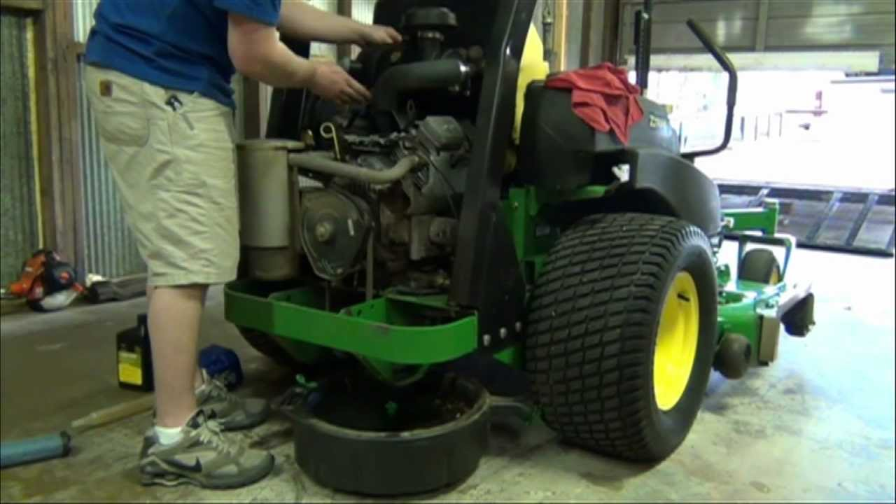 Jd Mower Maintenance Youtube. Jd Mower Maintenance. John Deere. John Deere Z445 Zero Turn Transmission Diagram At Scoala.co