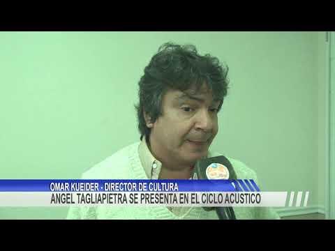 """Ángel Gabriel Tagliapietra presenta """"Pentagramas Encantados"""" en Concierto"""