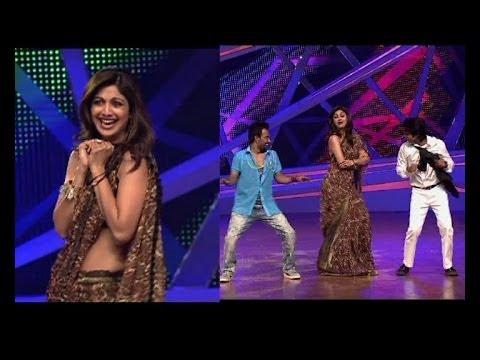 Nach Baliye 6: Shilpa Shetty dances with Dharmesh thumbnail
