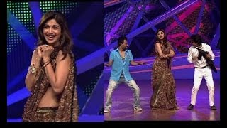 Nach Baliye 6: Shilpa Shetty dances with Dharmesh