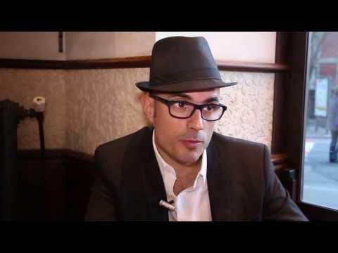 MARC FICHEL - Interview Ciné Zooms pour le 8ème CINE COMPTOIRS