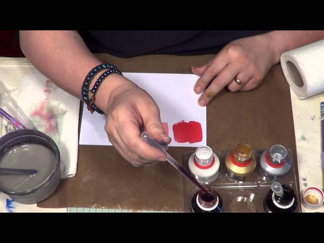 AquaTints : Essentials Set Introduction by Sheena Douglass